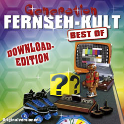 Generation Fernseh-Kult (Best of) [Download Edition] (Cover-Abbildung)